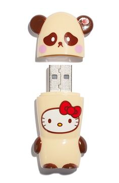 Mimoco 'MIMOBOT® - Hello Kitty™ Panda' 8GB USB Flash Drive available at #Nordstrom