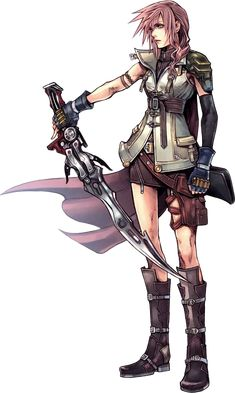 Lightning Voiced by: Maaya Sakamoto (Japanese), Ali Hillis (English) the secondary antagonist of Shadow Hearts: Awakening and she is a soldier who tries to avenge his lover's death.