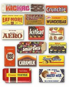 Canadian Chocolate Bars OMG WIG WAG, I've been trying to remember for years the name of that chocolate bar. It was chewy caramel covered in chocolate Retro Candy, Vintage Candy, Vintage Toys, 1970s Candy, Vintage Stuff, Retro Vintage, My Childhood Memories, Sweet Memories, 90s Childhood