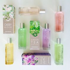 Weeeh! A new family member has arrived. Welcome Green Tea  #spring #greentea #fragnance #springinspiration #newborn #perfume #yvesrochernordic #yvesrocher