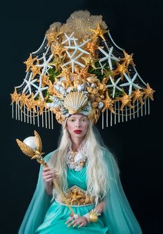 Amphitrite Sea Goddess