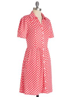 Writing Love Letters Dress, #ModCloth