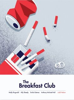The Breakfast Club by BIGEYE agency - Judd Nelson