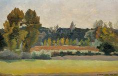 IvanAguéli Landscape ajoittamaton