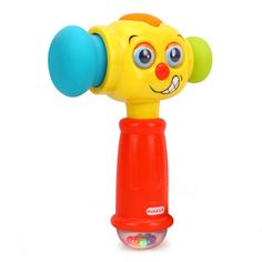 Cheap musical toys, Buy Quality toys music directly from China kids music toys Suppliers: Kids Play & Learn Toy Hammer Electric Music Sound Play Hammer Funny Interactive Sound Effect Music Toys with Big Smile for Baby Learning Toys For Toddlers, Kids Playing, Music For Kids, Kids Songs, Toddler Toys, Baby Toys, Baby Musical Toys, Electric Music, Toy Musical Instruments