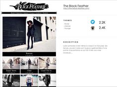 http://the-black-feather.com/ #YkoneNetwork