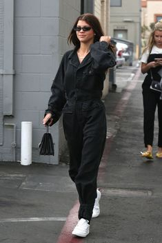 Sofia Richie Lottie Moss Leaves Nail Salon in Beverly Hills 02/09/2018 | Celeb Central