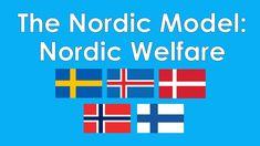 The Nordic Model: Nordic Welfare | Should Welfare Programs be Generous? - YouTube Left Wing, Economics, Health Care, Education, School, Youtube, Model, Income Tax, College