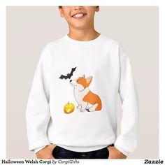 Halloween Welsh Corgi Sweatshirt