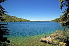 Fallen Leaf Lake - near South Lake Tahoe, CA