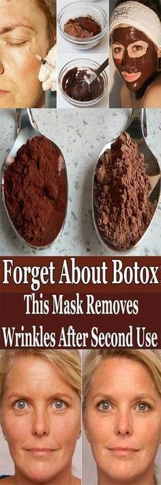 This Mask Will Remove Wrinkle After Second Use and You Can Forget About Botox - New Start Era Homemade Facial Mask, Homemade Facials, Anti Aging Skin Care, Natural Skin Care, Home Remedies For Wrinkles, Skin Care Remedies, Wrinkle Remedies, Prevent Wrinkles, Face Wrinkles