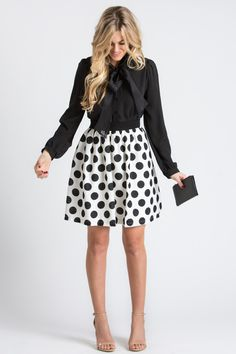 bow dress, morning lavender dresses, bow sweater, bow belt, bow morning lavender skirts, bow blouse, polka dot skirt, cute holiday dresses