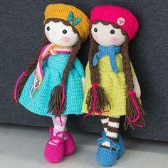 Mesmerizing Crochet an Amigurumi Rabbit Ideas. Lovely Crochet an Amigurumi Rabbit Ideas. Crochet Doll Pattern, Crochet Patterns Amigurumi, Amigurumi Doll, Crochet Dolls, Diy Crafts Crochet, Crochet Gifts, Cute Crochet, Crochet Projects, Felt Doll House