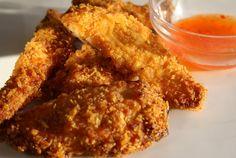 How to Make Dead Easy Gluten Free Chicken Fingers