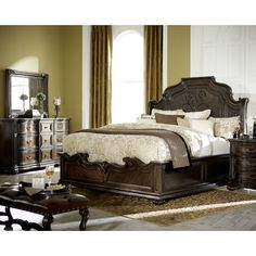 Found It At Wayfair   La Bella Vita Sleigh Customizable Bedroom Set