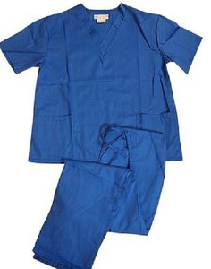 Women's Scrub Set - Medical Scrub Top and Pant, True Royal, X-Large Cotton V-Neck Top and Pants set Lower Back Pockets Special Color-Fast Fabric--Colors do not fade Triple Reinforced Seams and Stitches for added durability Discount Scrubs, Cheap Scrubs, Womens Scrubs, Medical Scrubs, Scrub Sets, Comfy Pants, V Neck Tops, Rompers, Unisex