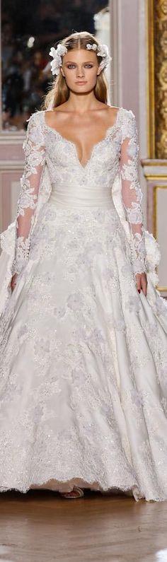 Zuhair Murad Haute Couture Autumn 2012