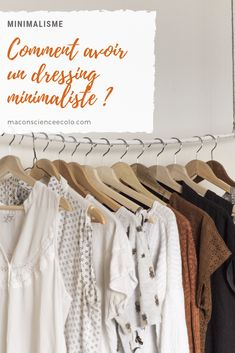 How much plastic is in your wardrobe? When looking at sustainable and ethical fashion and avoiding fast fashion, we need to also look at the eco-friendly materials that make up sustainable fashion garments. Fast Fashion, Slow Fashion, Ethical Fashion, Capsule Wardrobe, Wardrobe Rack, Selling Used Clothes, Vintage Outfits, Vintage Fashion, Vintage Clothing