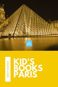 Best children's books for a trip to Paris