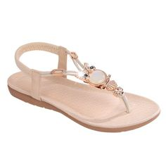 GET $50 NOW | Join RoseGal: Get YOUR $50 NOW!http://www.rosegal.com/sandals/elegant-elastic-and-metallic-design-women-s-sandals-469271.html?seid=3185995rg469271