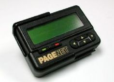 Pagenet Pager