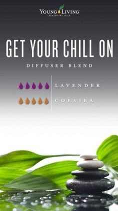 I use A LOT of Lavender in the diffuser!