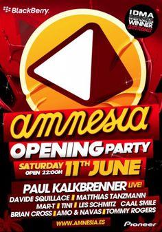 Cool Opening party @ Amnesia Ibiza photo