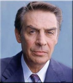 Jerry Orbach (October 20, 1935 - December 28, 2004) American actor (known from 'Law & Order' and an extensive Broadway Musical career.