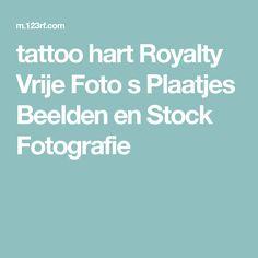 tattoo hart Royalty Vrije Foto s Plaatjes Beelden en Stock Fotografie