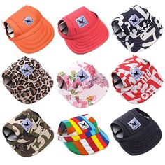 Pet Dog Accessories Hat Cap Baseball Fashion – Happypetshome