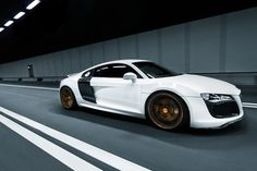 Audi R8 x PUR 4OUR...