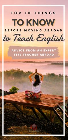 'Top 10 Things to Know When Moving Abroad to Teach English - Best Travel İdeas Travel Jobs, Travel Deals, Travel Hacks, Travel Essentials, Budget Travel, Travel Guides, Travel Destinations, Work Abroad, Study Abroad