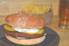 Mute Food: Hamburguesas de calabaza y remolacha (preparación: 15 min/ cocción 15 min)