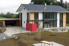 Unser Referenzobjekt Holzhaus 22 im Allgäu, Holzhäuser der Holzhauswerkstatt Riedle & Bader in Baisweil