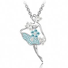 TAOTAOHAS Damen Sweater Anhänger Halskette mit Crystallized Swarovski Elements Kristall Aquamarine 18K 750 Weißgold, Ballett Mädchen TAOTAOHAS-Crystal http://www.amazon.de/dp/B00CJUHUA2/ref=cm_sw_r_pi_dp_ek6Xub0E47X1J