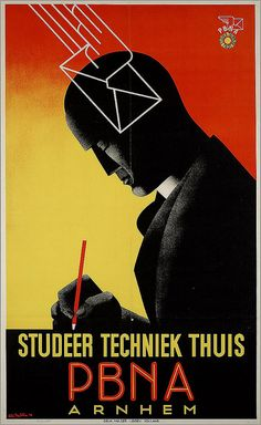 Woldring. Study Technology at Home. 1938 | Flickr - Photo Sharing!