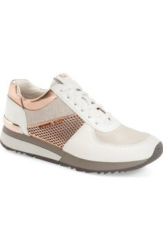 8a7db76e3b49 MICHAEL Michael Kors  Allie  Sneaker (Women)