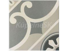 Sapho CAPRICE Chatelet 20x20cm, dlažba, 20930   kupelnesk.sk