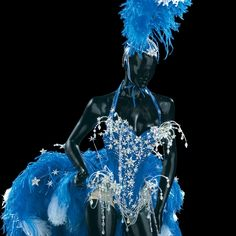 Kylie's Showgirl Corset.