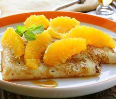 Puha vaníliás francia palacsinta narancslekvárral! Mámorító ízű édesség! - MindenegybenBlog