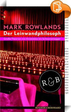 Der Leinwandphilosoph    :  Was verbindet Neo, den Protagonisten aus Matrix, und René Descartes? Beide rätseln, ob die Wirklichkeit existiert.Die zentralen Thesen der Philosophie lassen sich aus ein paar Science-Fiction-Filmen herausfiltern, denn viele von ihnen enthalten komplexe Fragestellungen. Aliens und fremde Welten lassen uns unser eigenes Universum besser verstehen. Der Philosophieprofessor Mark Rowlands hat sich einige der populärsten Science-Fiction-Filme vorgenommen und zeig...