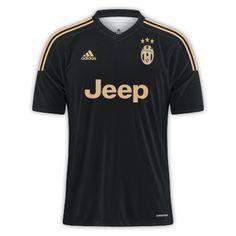 Black and gold juve new kit