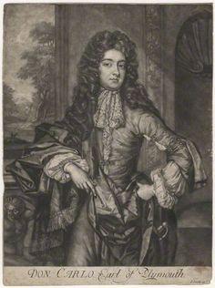Image result for grandson Charles II