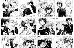 "Happy New Year!! Here is a compilation of tiny illustrations that Cras Sola did monthly for her ""clap"" page over the year of 2009. They chart Suzaku and Lelouch's journey over the 2 seasons of Code Geass and can be found archived over here. Please visit the original site to enjoy the full-sized and individual images!  We have also hit over 1100 followers! (1101 at present to be exact!) Thank you for your support! If you're browsing older posts, please be sure to have ..."
