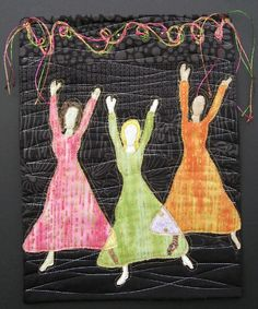 Rejoice. Lisa Ellis - Journal Quilts