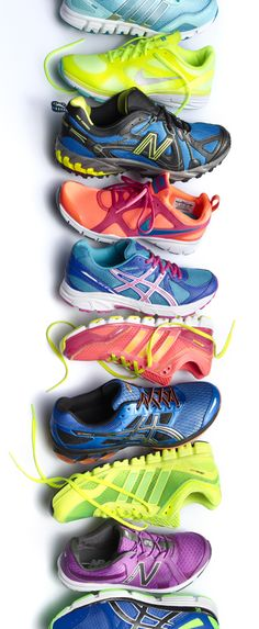 In running color. #shoes #Kohls