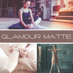5 Glamour Matte Mobile Lightroom Presets, will give your photos a subtle, soft, matte look and feel, dampening all harsh light. Your Photos will end up looking classy with a vintage feel . Lightroom Presets For Portraits, Mobile Photos, Portrait Photographers, Your Photos, Photo Editing, Fashion Photography, Classy, Glamour, Filters