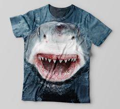 16f14f8dd 55 melhores imagens de Camisetas Criativas Animais 3D