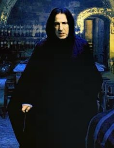 De todas las cosas que me valen verga, en primer lugar, estan las críticas negativas y pendejas a Snape.