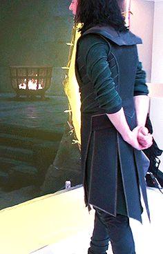 """maryxglz: """" Loki's costumes """""""